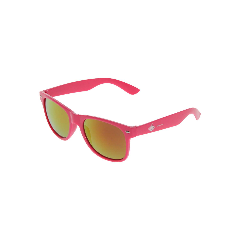Sonnenbrille Pink, pinke Gläser