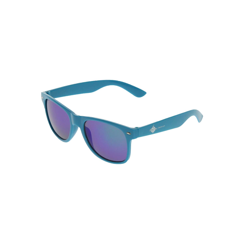 Sonnenbrille Blau, blaue Gläser